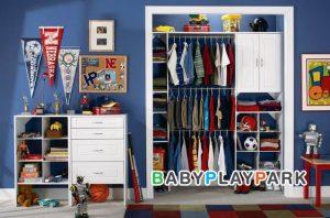 4 ตู้เสื้อผ้าสำหรับเด็ก คุณภาพดี ที่น่าใช้ !