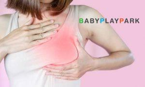 5 วิธี ช่วยคลายความเจ็บเต้านมของคุณแม่หลังคลอด !